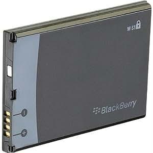 Blackberry BT-BAT-14392-001 Batterie 1550 mAh M-S1 pour BlackBerry 9000 9780 Noir