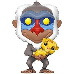 El Rey León - Figura de vinilo Rafiki, colección Disney (Funko 20095)