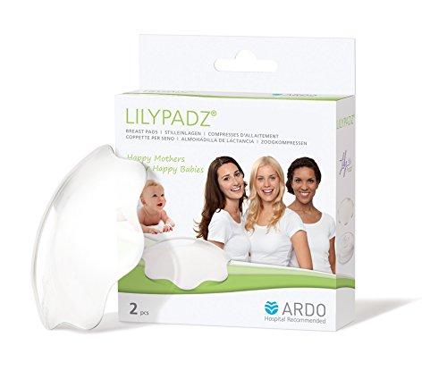 Ardo LilyPadz Mehrweg-Stilleinlagen (Silikon)