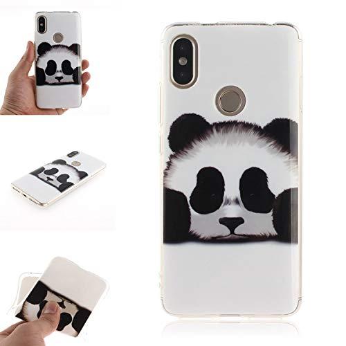 BONROY Xiaomi Redmi S2 Hülle - Handyhülle für Xiaomi Redmi S2 Handy Case - (TX-Panda)