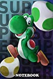 Notebook: Yoshi , Journal for Writing, College Ruled Size 6' x 9', 110 Pages