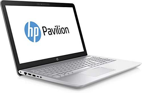 HP Pavilion Intel Core i5 15.6-inch FHD Thin and Light Laptop (8GB/1TB HDD/Windows 10 Home/2GB Graphics/Silver/2.02 kg), cc129TX