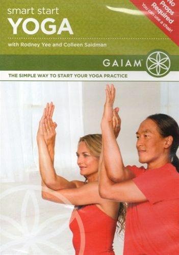 gaiam-smart-start-yoga-dvd-with-rodney-yee-region-0-worldwide