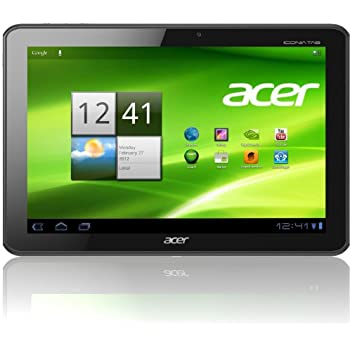 Acer Iconia Tab A500 Tablet 32GB (25,6 cm (10,1 Zoll) Touchscreen, WiFi, Android 3.2, HDMI, USB 2.0)
