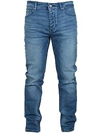 16a8e009f08 BOSS Hugo Jeans Taber Hommes Bleu Clair Coupe Fuseau Jeans
