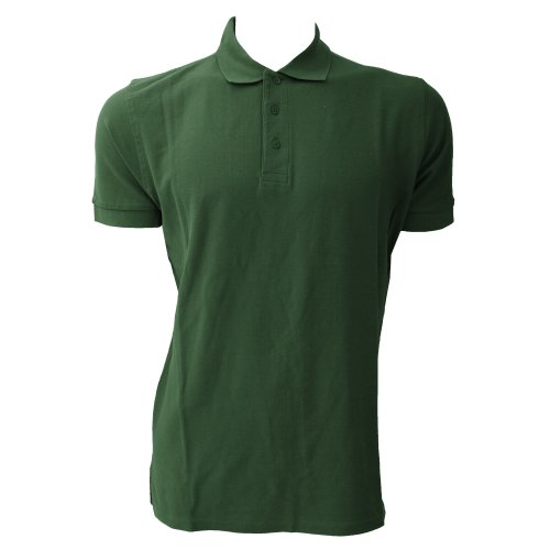 Jerzees Colours Ultimate Polo Shirt Rot