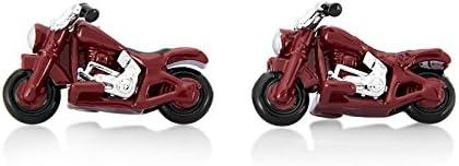 shazé Cruiser Bike Cufflinks for Mens |Cufflinks for Mens Branded