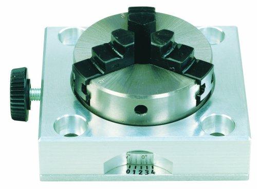 Proxxon Teilapparat (für MICRO-Fräse MF 70 und MICRO-Koordinatentisch KT 70, 72 x 64 x 38 mm), 24264