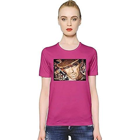 The Treasure Of The Sierra Madre Dobbs T-shirt donna Women T-Shirt Girl Ladies Stylish Fashion Fit Custom Apparel By Slick Stuff
