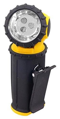 Rolson Tools 61742Kopf Taschenlampe 3LED drehbar [Pack Größe: 3] (steht zertifiziert)