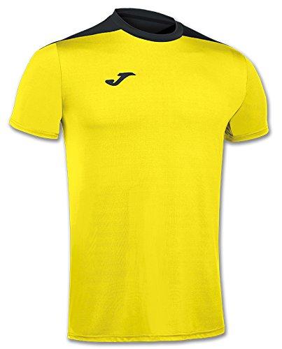 Joma Volleyball/Herr Trikots Camiseta Spike Amarillo-Negro 100474.901 GELB