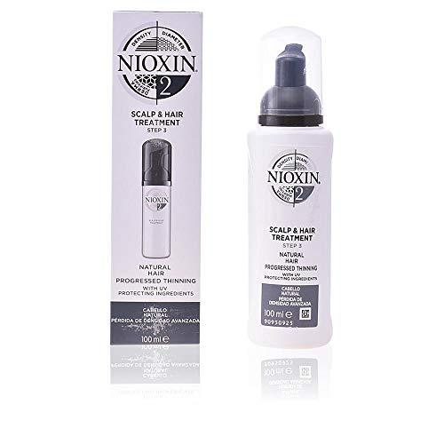 Nioxin System 2 Scalp & Hair Treatment - für naturbelassenes Haar, 100 ml -
