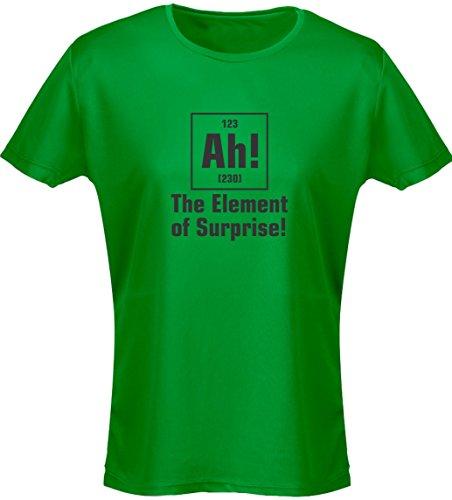 swagwear -  T-shirt - Maniche corte  - Donna Verde Verde irlandese