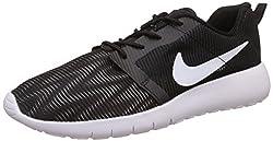 Nike Mens Roshe One Black Running Shoes - 9 UK/India (44 EU)(10 US)(511881-001)