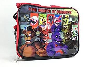 Fünf Nächte in Freddy 's Lunch Bag Team Group New 165288-2 (Bag-teams Lunch)