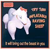 Stag Night Novelties | Inflatable Sheep