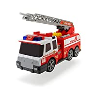 Dickie 203308358 Toys Fire Brigade (Red)