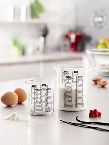 comprare on line Pyrex Kitchen Lab Misuratore, Vetro, 0.25 Litri, Trasparente, 250 ml prezzo