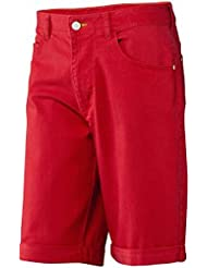 Adidas - Short jeans NEO red woman size 29""