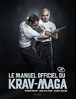 Le manuel officiel du krav maga de Fédération Européenne du Krav Maga