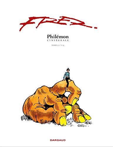 Philémon - Intégrales - tome 3 - Intégrale Philemon (3) (Tome 11 à 15)
