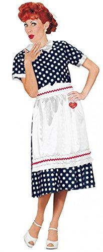 ucy Kostüm XL (I Love Lucy Kostüm)