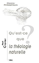 Qu'est-ce que la théologie naturelle ?