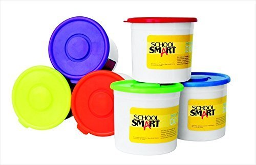 school-smart-non-toxic-modeling-dough-3-1-3-pounds-yellow-by-school-smart