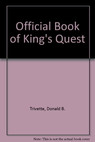 Official Book of King's Quest