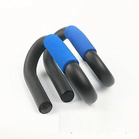 GJX@ S-tipo push-up staffa acciaio materiali Fitness attrezzature