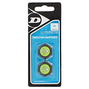 Dunlop Biomimetic Vibration Dampener - Pack of 2 Review 2018 by Dunlop