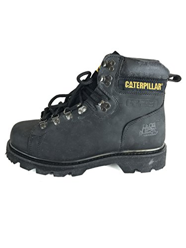 Caterpillar Alaska leather boots Black