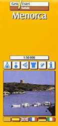 Menorca : 1/50 000