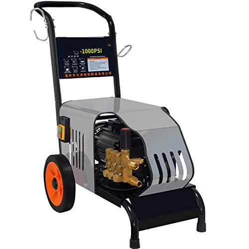SSLL Idropulitrice per Auto Lavaggio Professionale Home/Affari Uso Alta Potenza Idropulitrice Elettrica Ad Acqua Fredda Induzione per Auto, Casa, Terrazzo