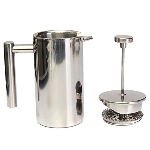 Generic LQ.. 1.. LQ.. 5885.. LQ cafeti Kaffee Filter LE Wand StainlessSteel Cafetiere FFE Kolben...