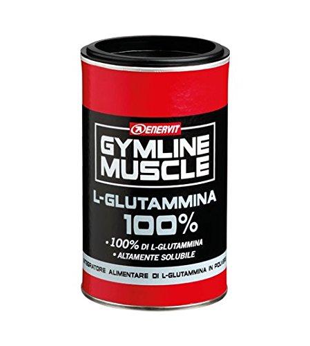 ENERVIT - GYMLINE MUSCLE L-GLUTAMMINA 100% - 200g
