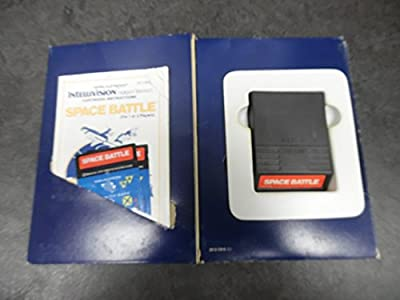 Space Battle - Blue Box (Intellivision) by Mattel