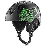 A&BERR Skihelm Integral Geformte Skihelme Sicherheit SchüTzen Erwachsene Kinder Thermal Snowboard Skateboard Helme Color4 M