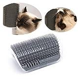 Kätzchen selbst Pflege Massage Bürste Wand Ecke Bürste New Werkzeug