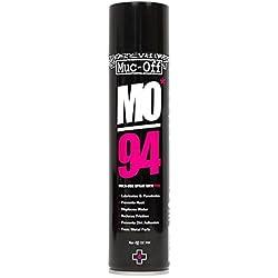Muc-Off Spray Lubricante Multiusos MO-94 para Bicicletas, Motos y Coches 400 ml