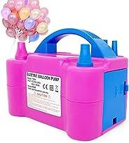 SKY-TOUCH Electric Balloon Pump, Dual-Nozzle Portable Balloons Air Pump for Balloon Arch, Balloon Garland, Par