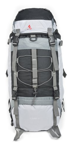 Chinook Rainier Cadre Interne Expedition Lot, Noir, 75-Liter