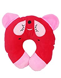 Aarushi Just Born Baby Pillows Round Shape for Infant Soft Sleep Pillows Color May Vary