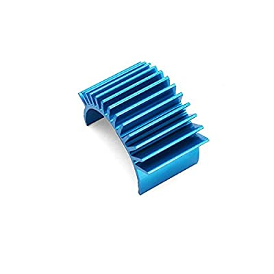 Bluelover Main Motor Heat Sink For RC Helicopter RC Car 370/380 Motor