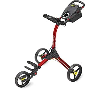 Bag Boy Compact C3Chariot 3Roue Rouge Rouge