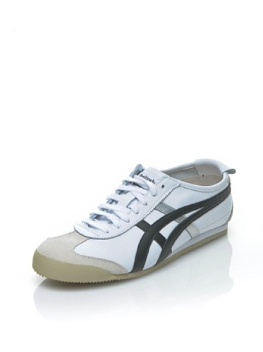 Onitsuka Tiger Mexico 66, Baskets mode homme White/Black