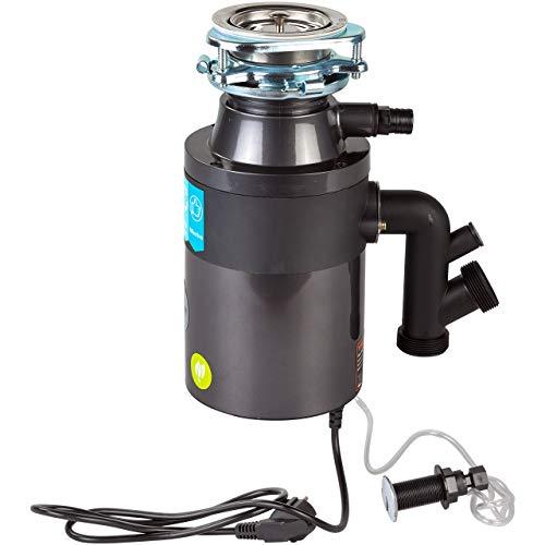 Bort TITAN 4000 Broyeur de déchets 1200 ml 390 W Protection contre la surchauffe et la surchauffe