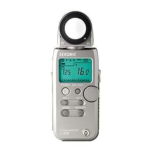 Sekonic Flash Master L-358 Flashmètre/posemètre numérique