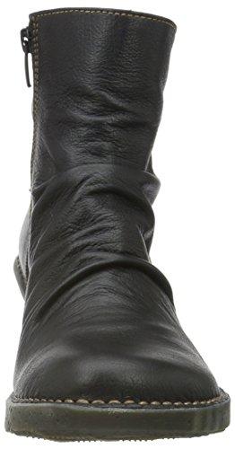 ART Damen Oteiza Kurzschaft Stiefel Schwarz (Black)
