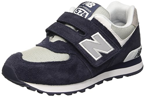 New Balance Kv574nwy-574, Sneakers Hautes Mixte Enfant